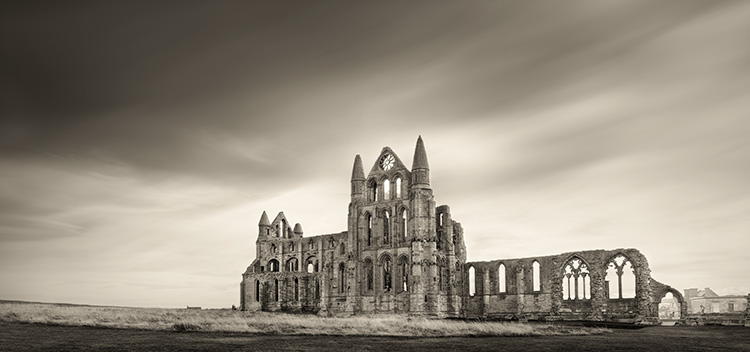 Whitby Abbey, North Yorkshire 2016